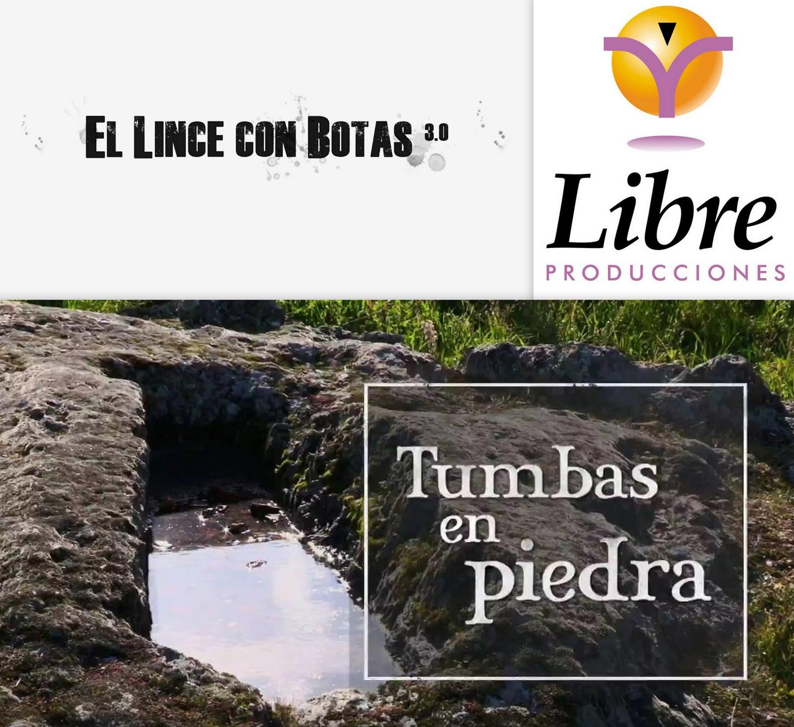 El lince con botas 3.0: Tumbas en piedra (Arroyo de la Luz y Aliseda)