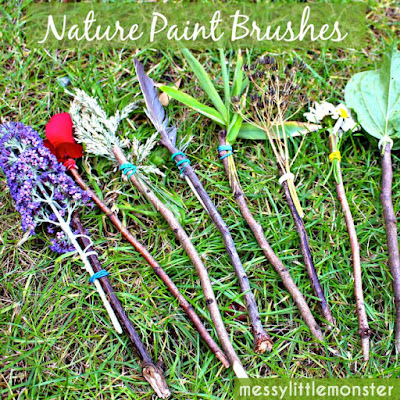 30+ nature activities for preschoolers and toddlers by Welcome to Mommyhood <br> #montessori, #natureplay, #natureactivitiesforpreschoolers, #natureactivities