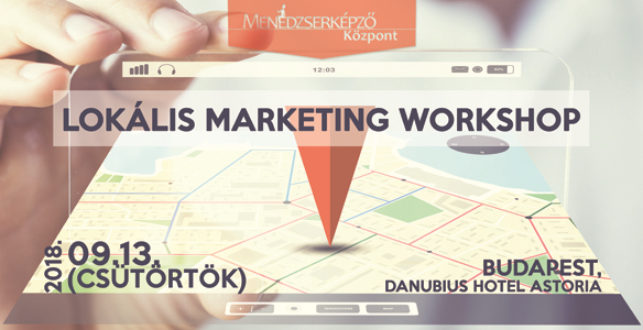 Lokális Marketing Workshop