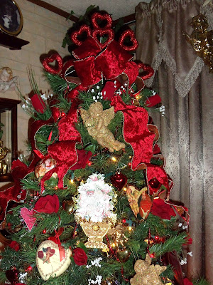 A Debbie Dabble Christmas 5 Valentine Trees And 2 Winter Trees