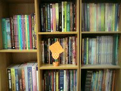 Mini libraryku =)