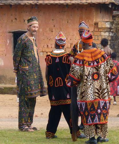 CM Justice- In Bafut Cameroon