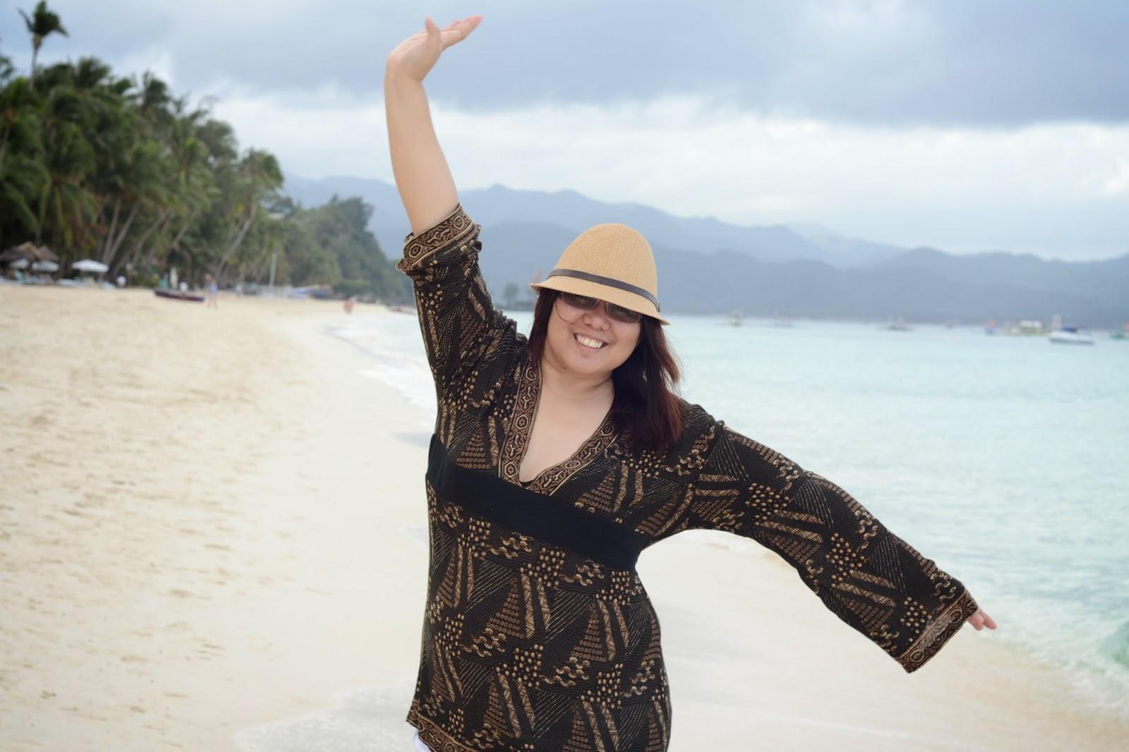 OOTD Boracay Beach Wear | Times Of Refreshing