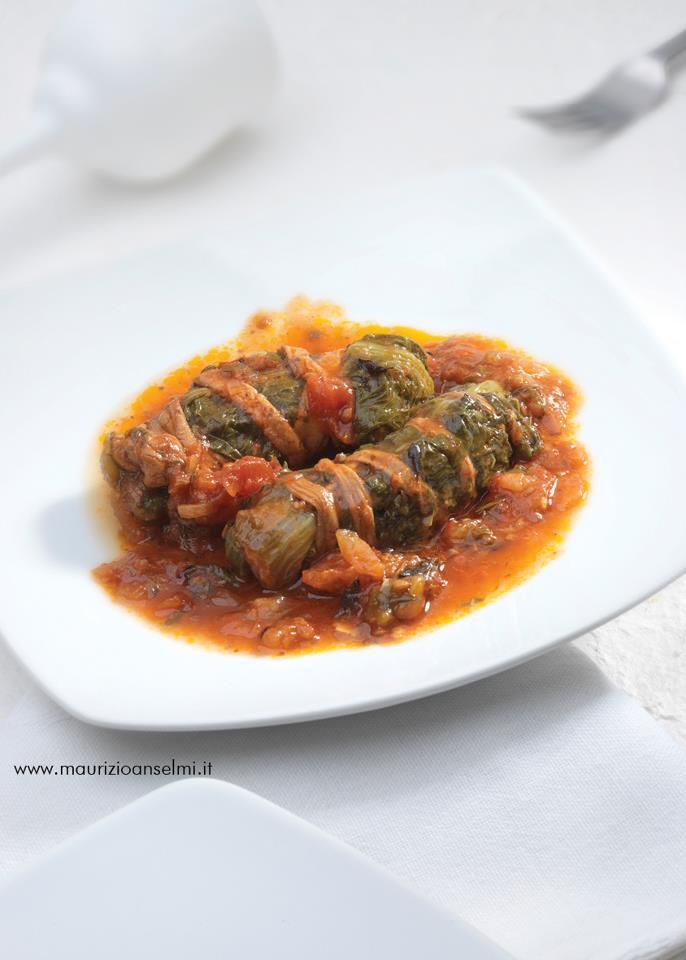 cucina teramana: mazzarelle alla teramana - Cucina Teramana