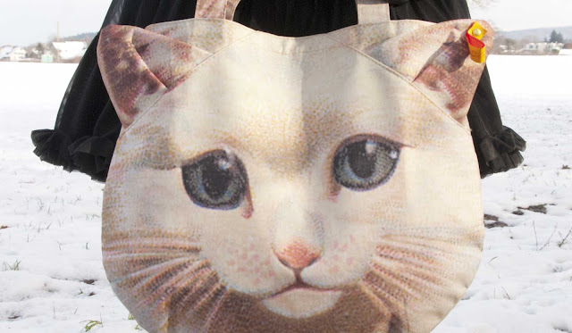 cat, bag, fashion, cute, Ahcahcum