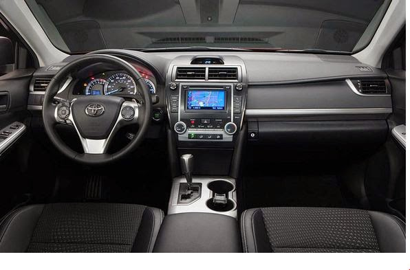2012 Toyota Camry MPG And Review