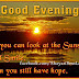 Good Evening Message, Quotes, Suvichar Pictures