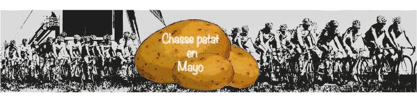 Chasse patat en Mayo