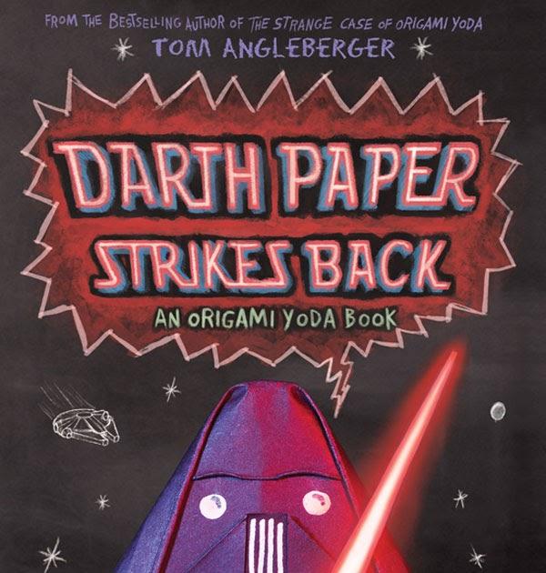 GregLSBlog DARTH PAPER STRIKES BACK