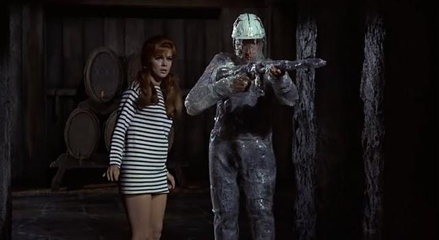 ilovedinomartin  matt helm  the man with wacky gun