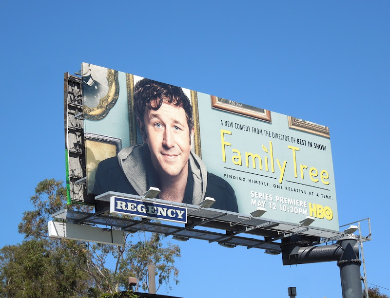 Family Tree season 1 billboard