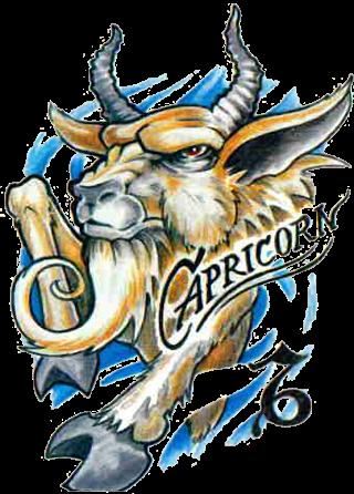 Tatouage capricorne tribal Voilà mon tatouage Trouvez  - tatouage capricorne tribal