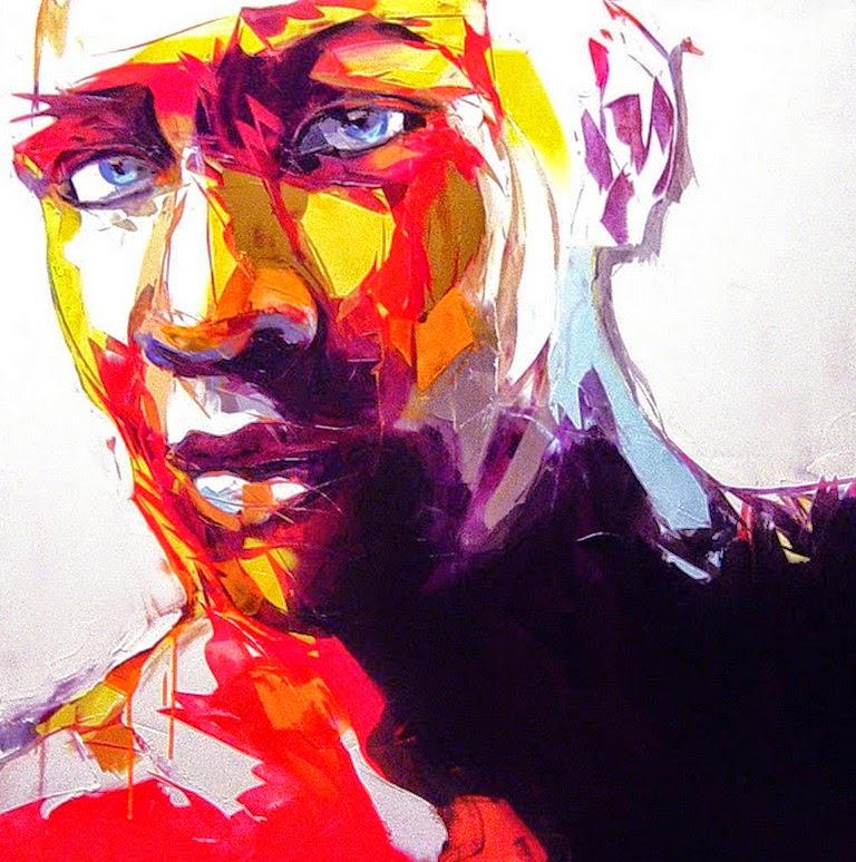 retratos-modernos-de-hombres-negros