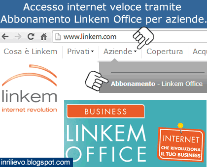 linkem office aziende
