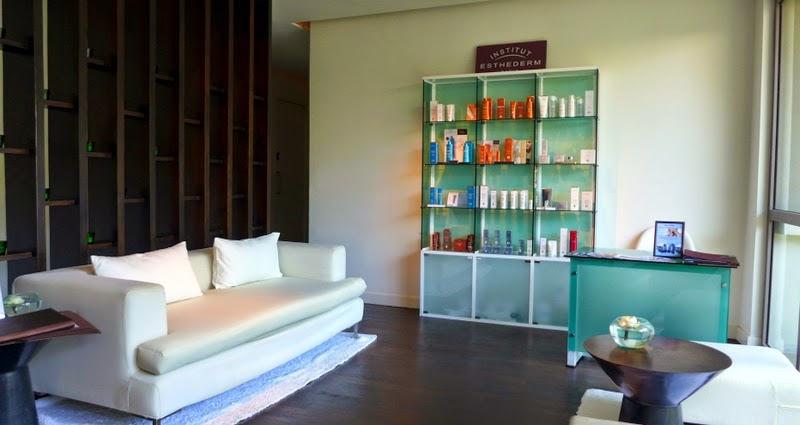 Esthederm Sun Spa, Twinpalms, Phuket