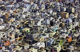 ঢাকা অযোগ্য শহরগুলোর মধ্যে দ্বিতীয় স্থানে