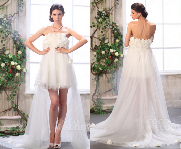 destination wedding dresses cocomelody