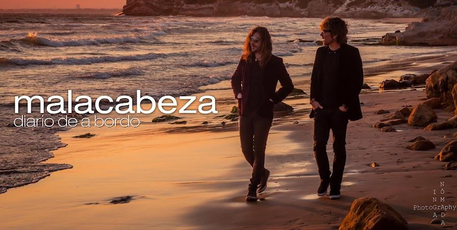 malacabeza: diario de a bordo