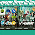Avengers Movie HD Theme For Nokia X2-00, X2-02, X2-05, X3-00, C2-01, 206, 208, 301, 2700 & 240×320 Devices