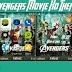 Avengers Movie HD Theme For Nokia X2-00, X2-02, X2-05, X3-00, C2-01, 206, 208, 301, 2700 & 240×320 Devices