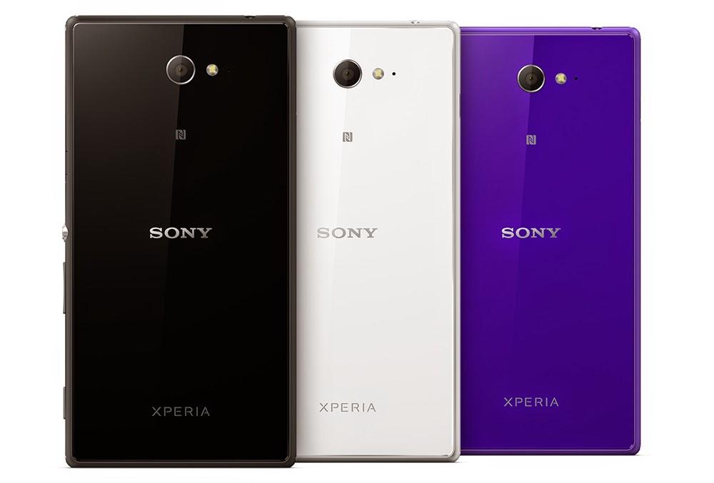 Daftar Harga HP Sony Xperia Terbaru Akhir Januari 2015