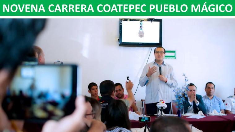 """""""Novena Carrera Coatepec"""