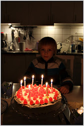 Alfons 7 år