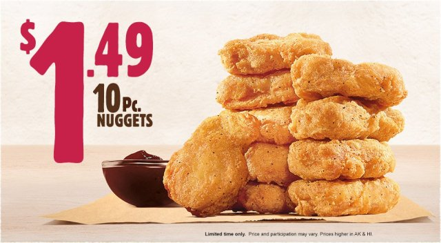Burger King Report