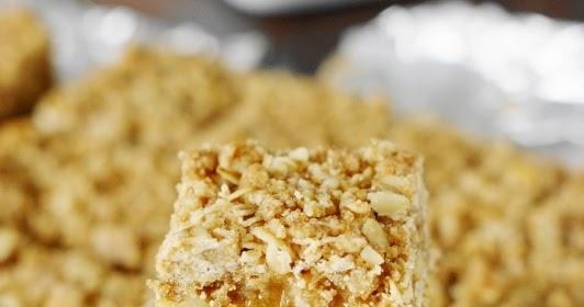 Caramel-Walnut Bars {& Happy Father's Day to My Dad!} ~ The Kitchen i...