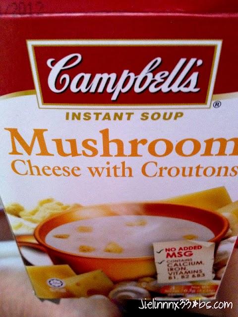 Mushroom Soup in Minutes