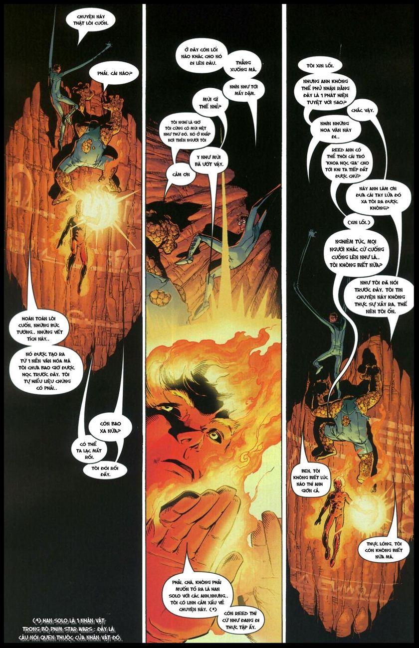 Ultimate Fantastic Four chap 5 - Trang 16
