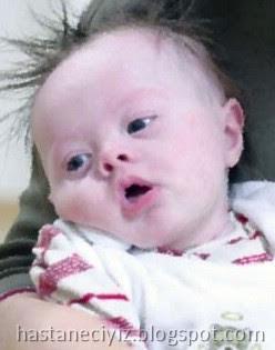 mongoloid baby, mognolian baby
