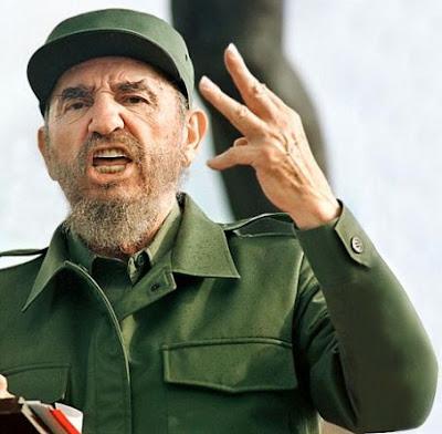 Fidel critica cinismo dos EUA e União Europeia após morte de preso