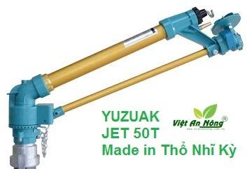 Súng tưới cây Yuzuak - Jet 50 - Thổ Nhĩ Kỳ