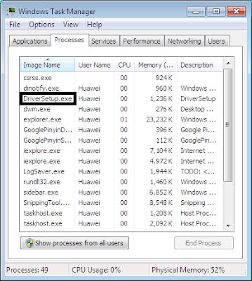 Install Driver Huawei di Windows 7 | How Install Driver Modem Huawei di 7