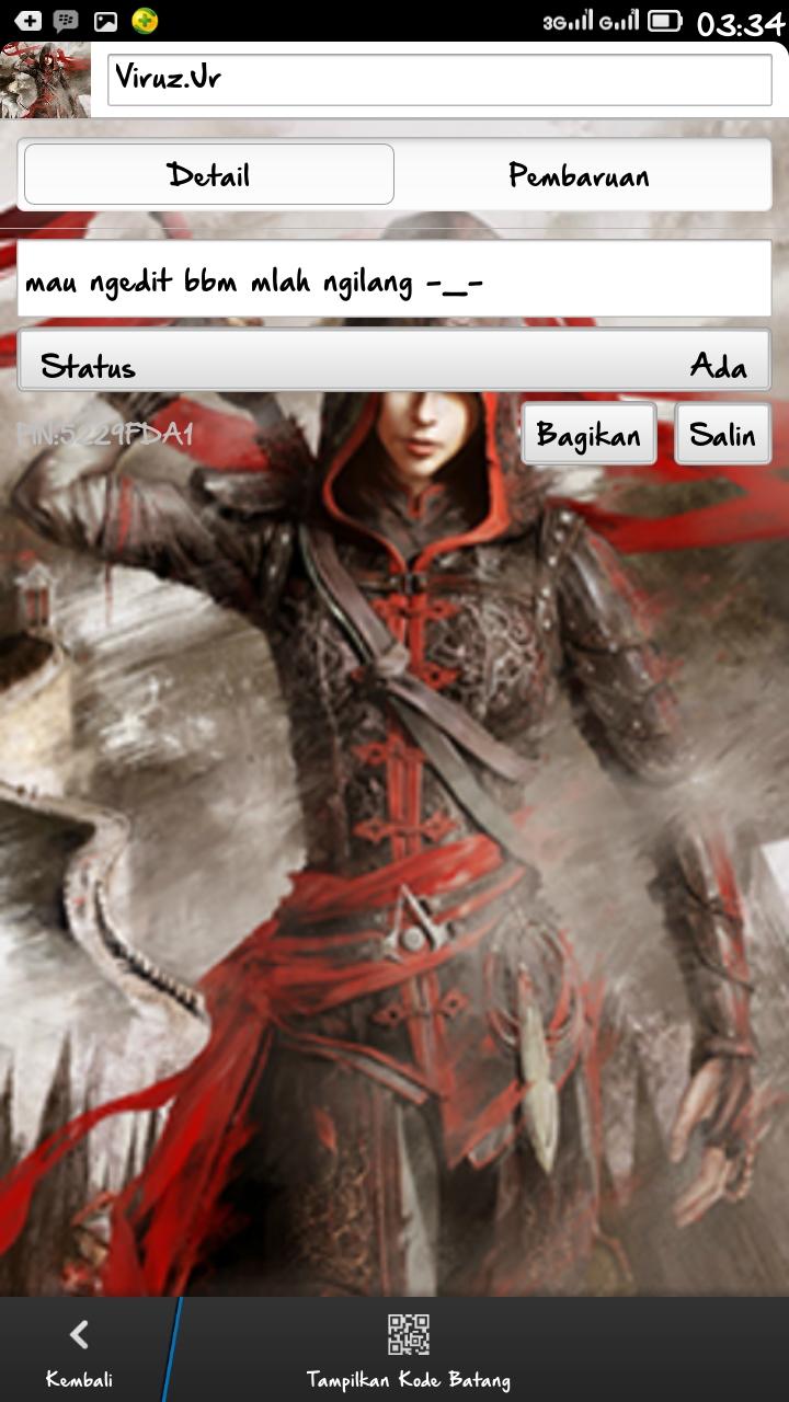 aplikasi bbm terbaru