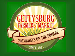 Gettysburg Farmers' Market on the Gettysburg Town Square