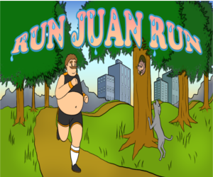 Help Juan LOOSE WEIGHT!