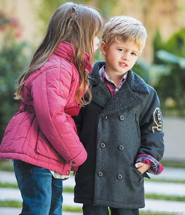 Camperas de abrigo para ninos falabella