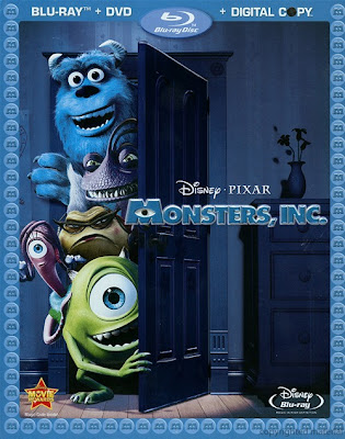 Monsters, Inc. (2001) BRRip 720p Mediafire