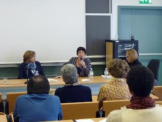 Emilia Perassi, Laura Scarabelli, Irina Bajini