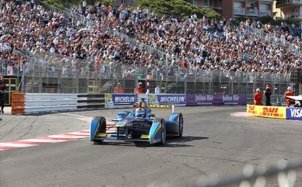 Fórmula E: Sébastien Buemi se quedó con el ePrix de Monaco