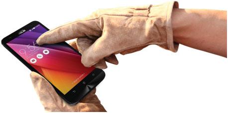 Glove Hand Mode