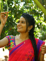 Sruthi Varma Half saree photos gallery-cover-photo