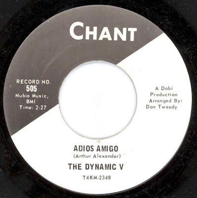 The Dynamic V - Adios Amigo