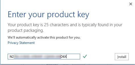 Kumpulan serial number dan product key microsoft office - Office professional plus 2013 license key ...
