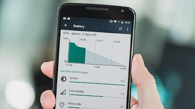 Android M - Battery