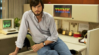 Jobs: Inspire-se: Ashton Kutcher como Steve Jobs na primeira foto oficial da cinebiografia do criador da Apple