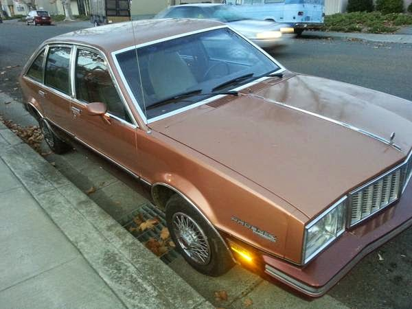 Daily Turismo: 1k: Forgotten By Not Forgiven: 1982 Pontiac ...