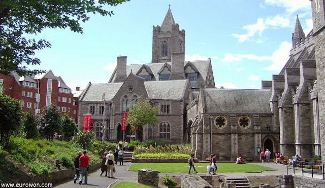 Catedral de la Santísima Trinidad en Dublín